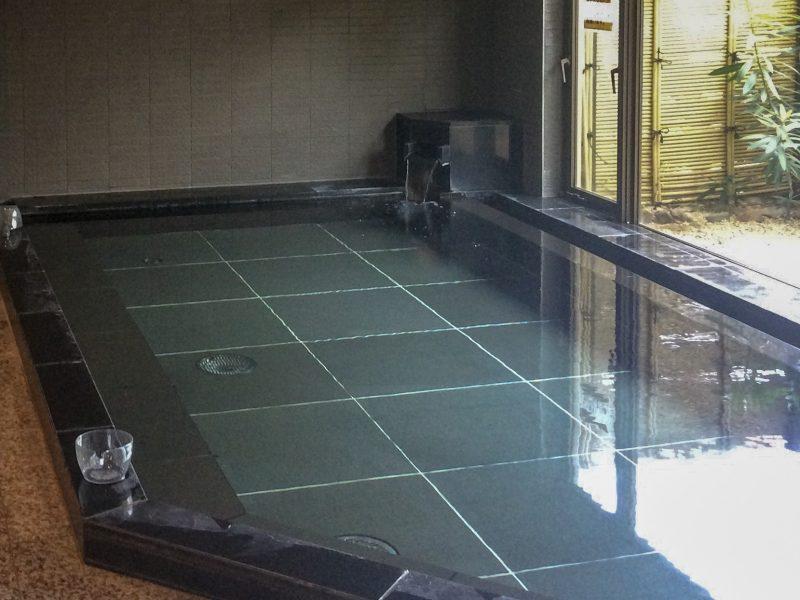 ワンウェイゴルフクラブの浴場写真