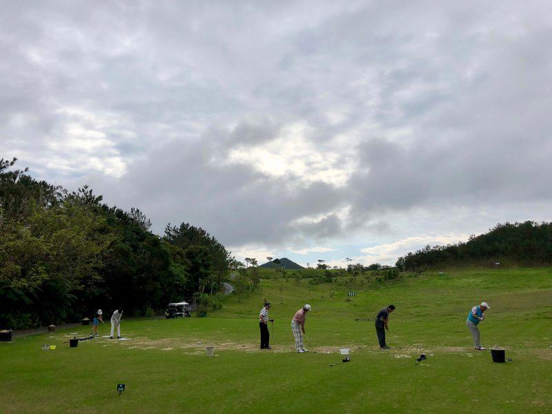GEN-TENゴルフコースレッスンドライビングレンジの写真