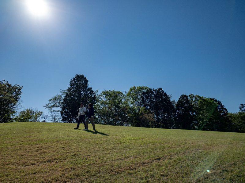 GEN-TENゴルフコースレッスンのレッスン風景画像at ウッドフレンズ森林公園ゴルフ場(愛知県)12