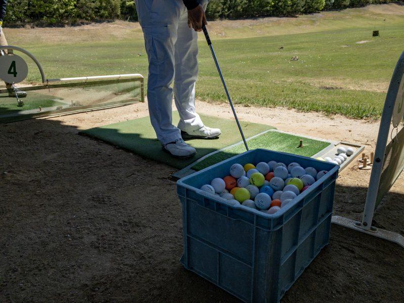 GEN-TENゴルフコースレッスンのレッスン風景画像at ウッドフレンズ森林公園ゴルフ場(愛知県)⑤