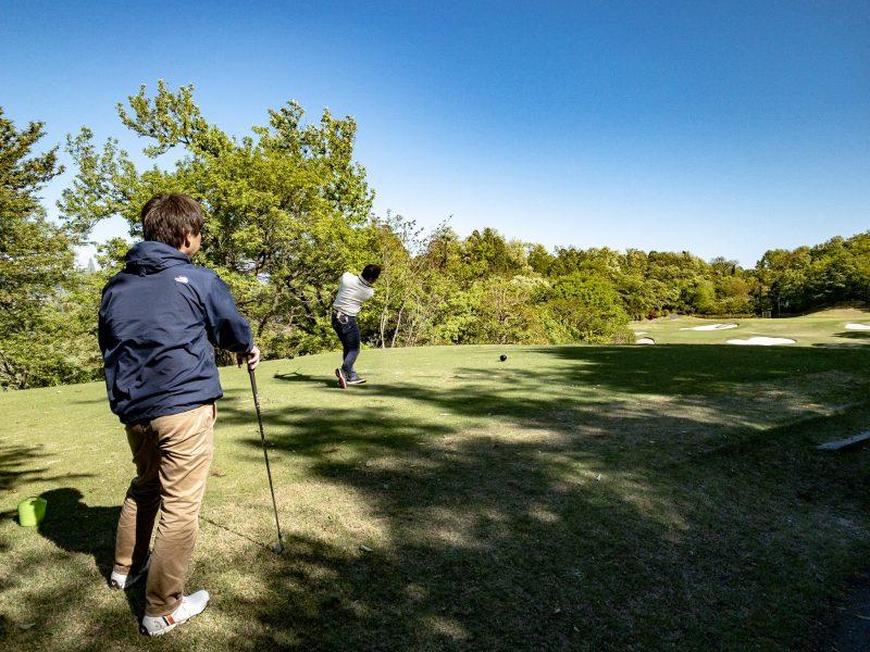 GEN-TENゴルフコースレッスンのレッスン風景画像at ウッドフレンズ森林公園ゴルフ場(愛知県)15