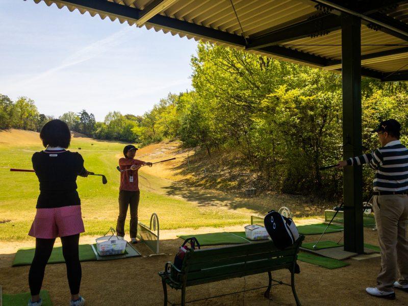 GEN-TENゴルフコースレッスン「ヒントレッスン」の様子8