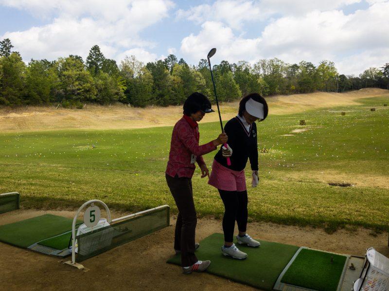 GEN-TENゴルフコースレッスン「ヒントレッスン」の様子10