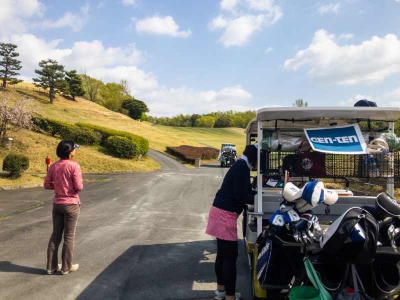 GEN-TENゴルフコースレッスン「ヒントレッスン」の様子11