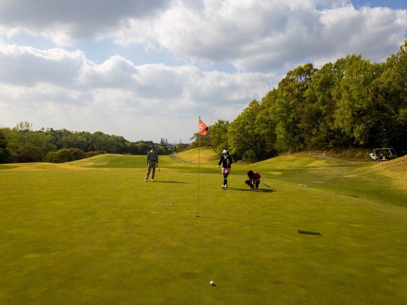 GEN-TENゴルフコースレッスン「ヒントレッスン」の様子12
