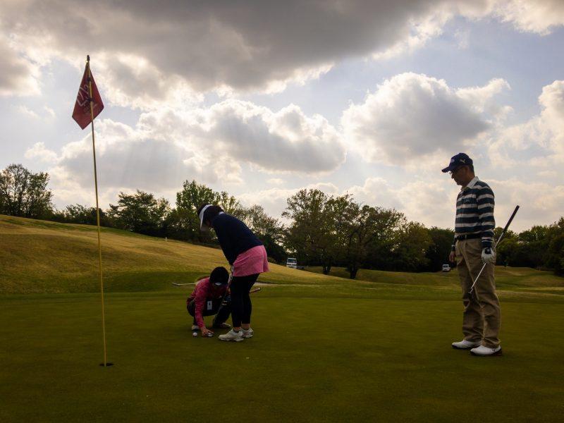 GEN-TENゴルフコースレッスン「ヒントレッスン」の様子13