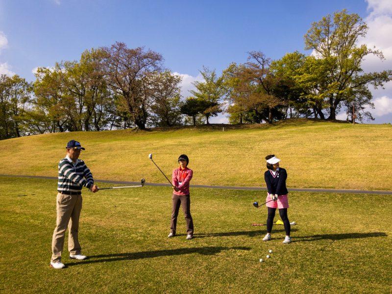 GEN-TENゴルフコースレッスン「ヒントレッスン」の様子14