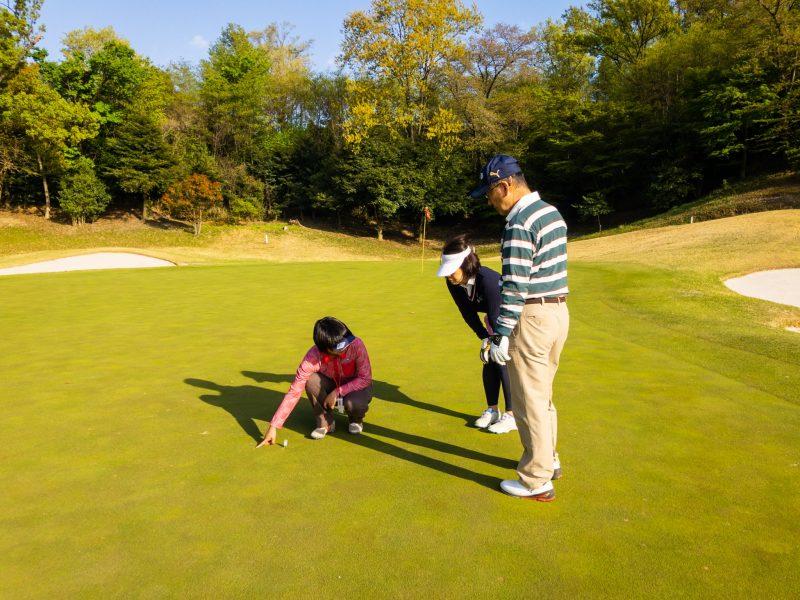 GEN-TENゴルフコースレッスン「ヒントレッスン」の様子18
