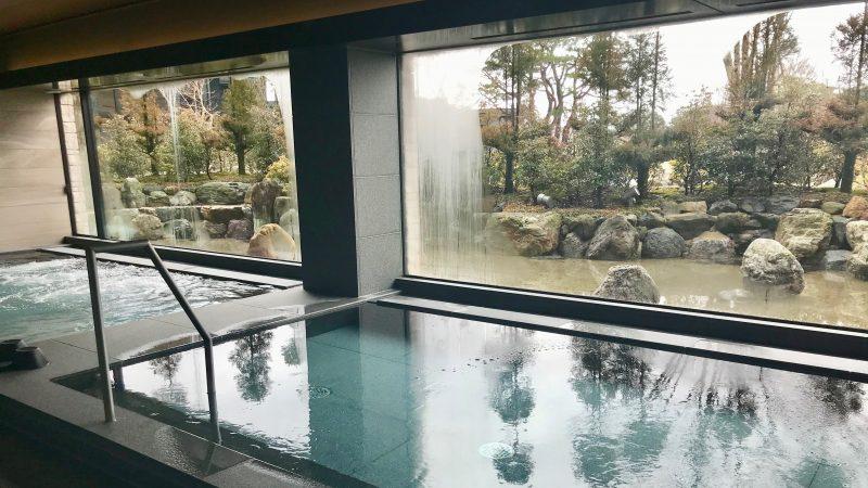 朝霧カントリークラブ内浴場の写真