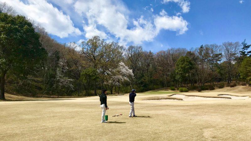 GEN-TENゴルフコースレッスンピッチショット