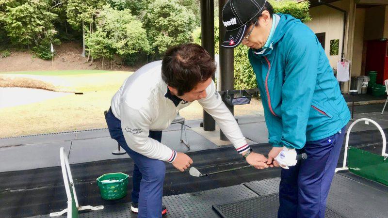 GEN-TENゴルフコースレッスン練習場ロングゲームレッスン