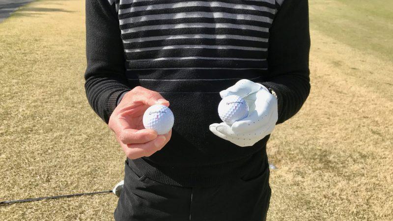 GEN-TENゴルフコースレッスンボールの写真