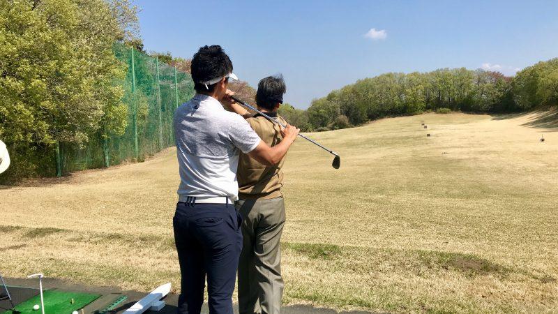 GEN-TENゴルフコースレッスンロングゲームレッスンの写真④