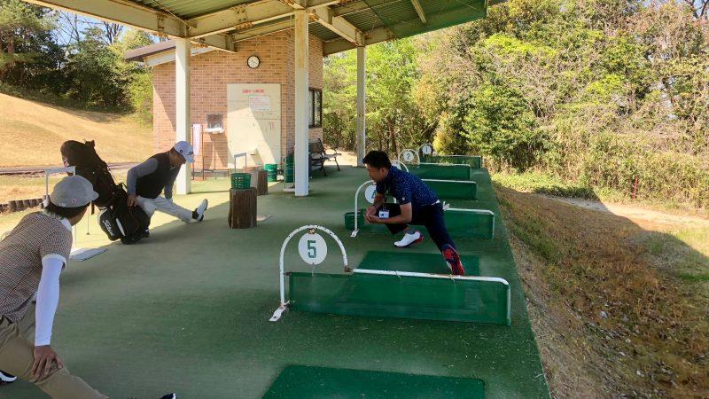 GEN-TENゴルフコースレッスンストレッチの写真