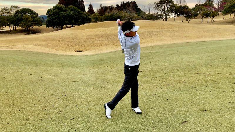 GEN-TENゴルフコースレッスンフィニッシュの写真