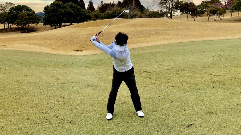 GEN-TENゴルフコースレッスントップオブスイングの写真