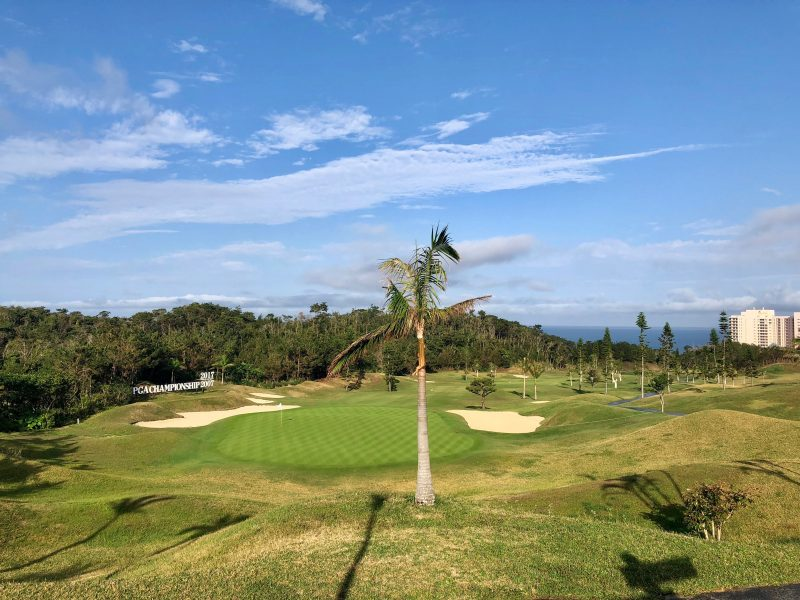 GEN-TENゴルフコースレッスンコース風景の写真