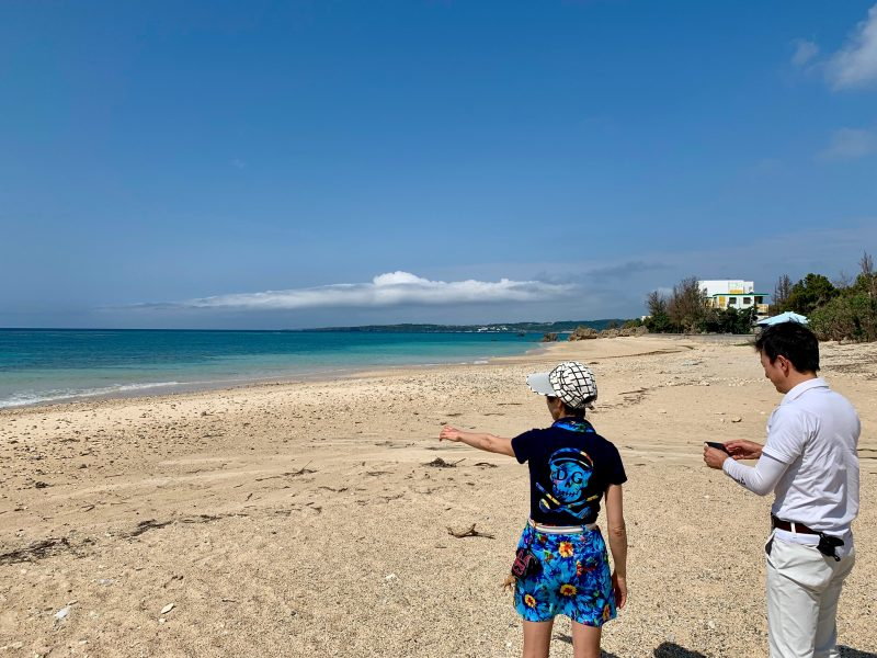 GEN-TENゴルフコースレッスンビーチの写真