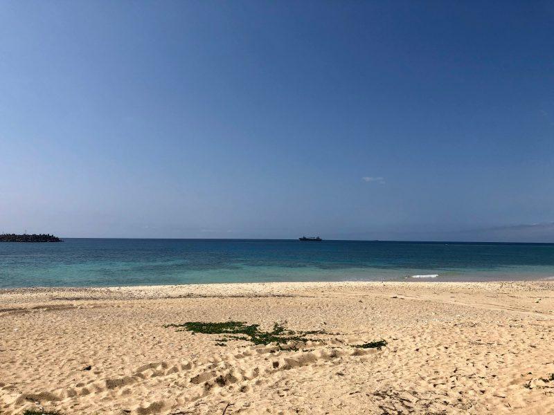 GEN-TENゴルフコースレッスンビーチに写真②