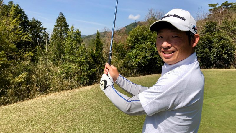 GEN-TENゴルフコースレッスン牧野佑司の写真