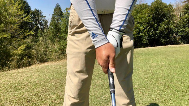 GEN-TENゴルフコースレッスンウィークグリップの写真