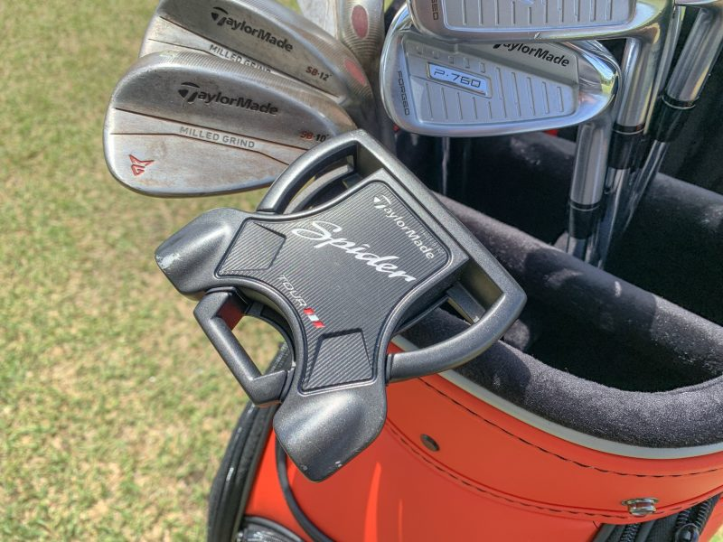 TaylorMade Spider TOUR BLACK