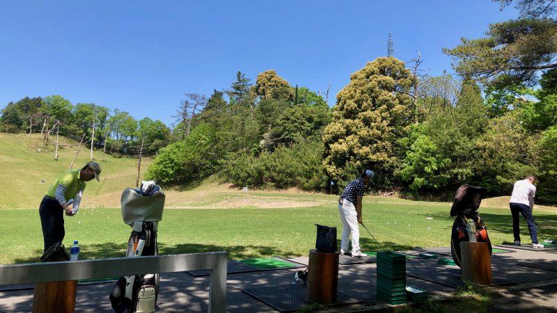 GEN-TENゴルフコースレッスンハーフラウンドドライビングレンジの写真