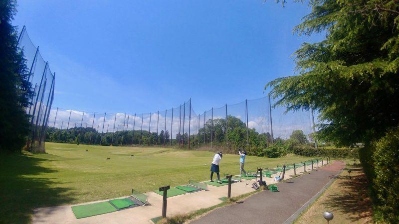 GEN-TENゴルフコースレッスン出島GCドライビングレンジの写真