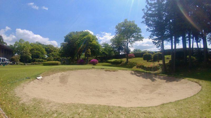 GEN-TENゴルフコースレッスン出島GCバンカー練習場の写真