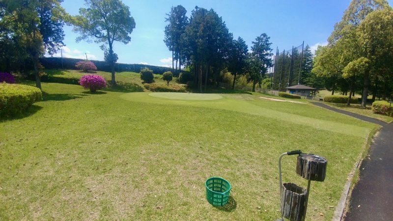 GEN-TENゴルフコースレッスン出島GCアプローチ練習場の写真