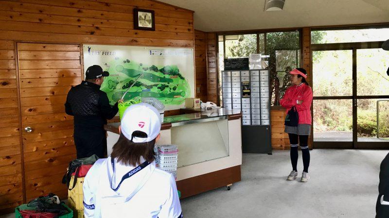 GEN-TENゴルフコースレッスン那須強化合宿オリエンテーションの写真②