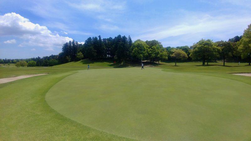 GEN-TENゴルフコースレッスン出島GCグリーンの写真