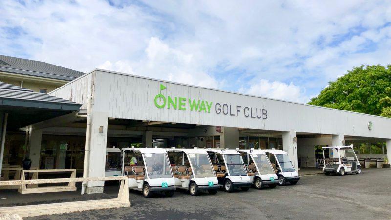 GEN-TENゴルフコースレッスンワンウェイGCカートの写真