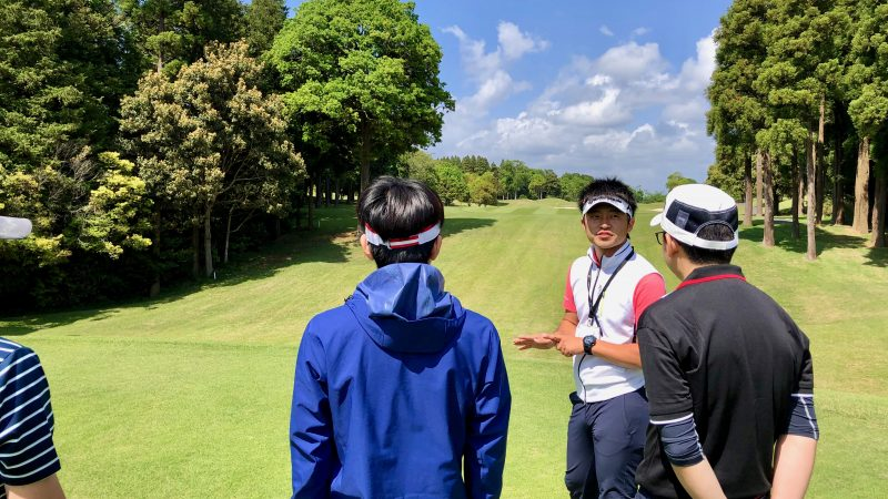 GEN-TENゴルフコースレッスンリラックスティイングエリアの写真