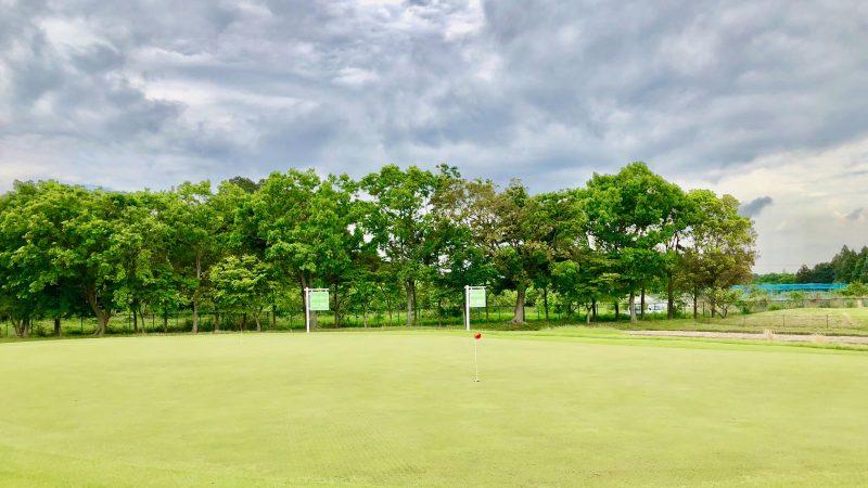 GEN-TENゴルフコースレッスンパッティンググリーンの写真