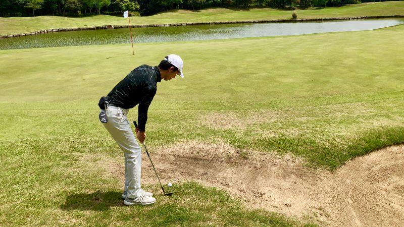 GEN-TENゴルフコースレッスンワンウェイGCアプローチの写真