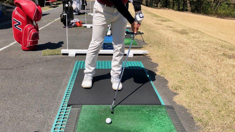 GEN-TENゴルフコースレッスンアカデミアインパクトの写真