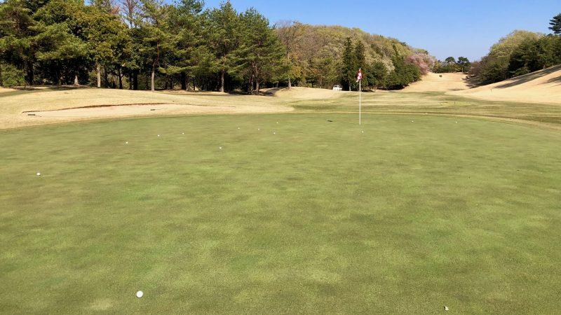 GEN-TENゴルフコースレッスンアカデミアグリーンの写真