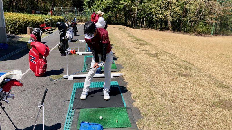 GEN-TENゴルフコースレッスンアカデミアドライビングレンジの写真③