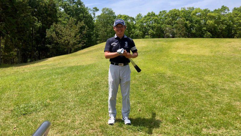 GEN-TENゴルフコースレッスン牧野コーチの写真