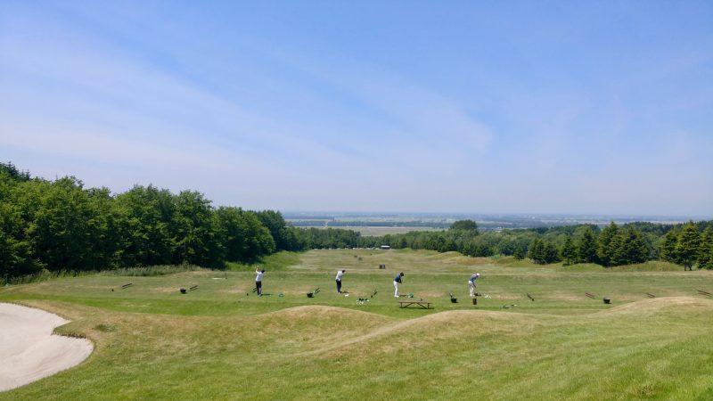 GEN-TENゴルフコースレッスンマオイゴルフリゾートドライビングレンジの写真