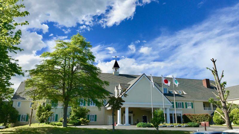 GEN-TENゴルフコースレッスンチャーターキャンプウィンザーパーククラブハウスの写真