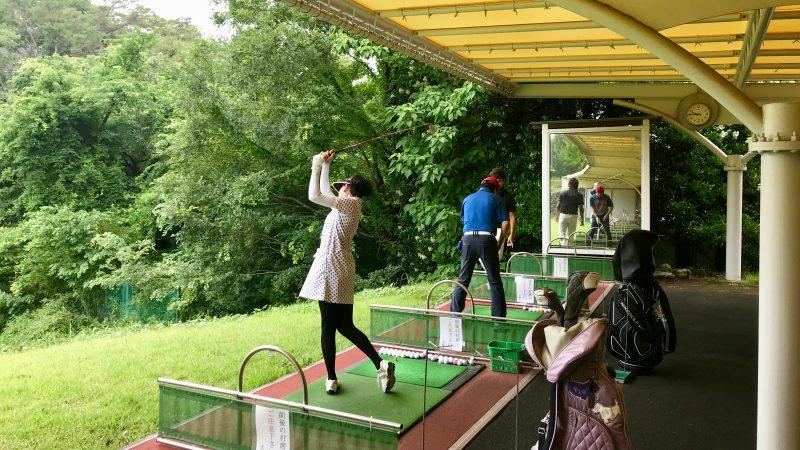 GEN-TENゴルフコースレッスンゲンテンレッスンロングゲームレッスンの写真
