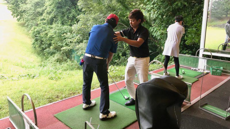 GEN-TENゴルフコースレッスンゲンテンレッスンロングゲームレッスンの写真②