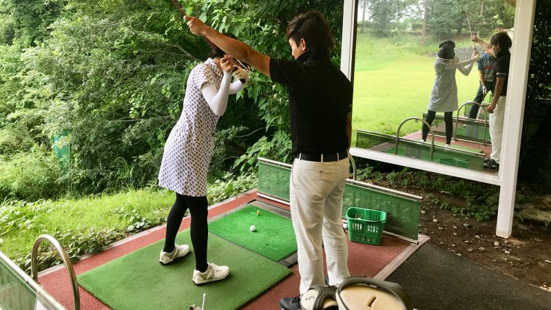 GEN-TENゴルフコースレッスンゲンテンレッスンロングゲームレッスンの写真③