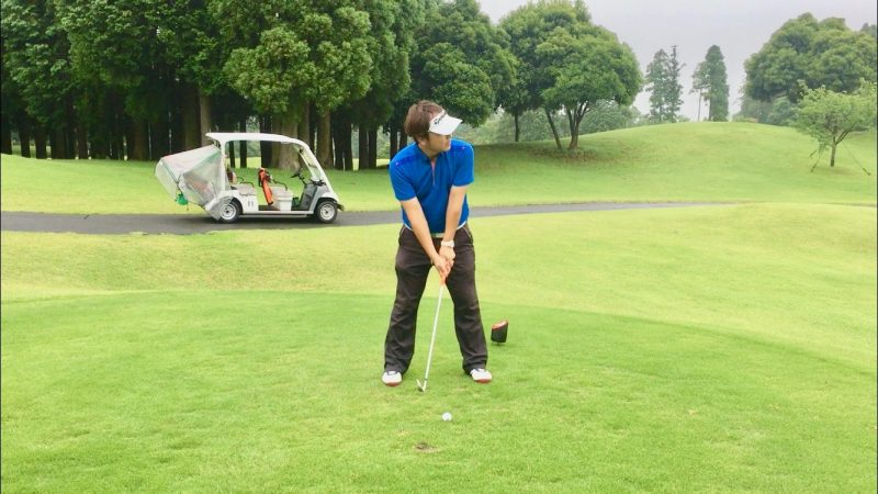 GEN-TENゴルフコースレッスンルーティーンワッグルの写真