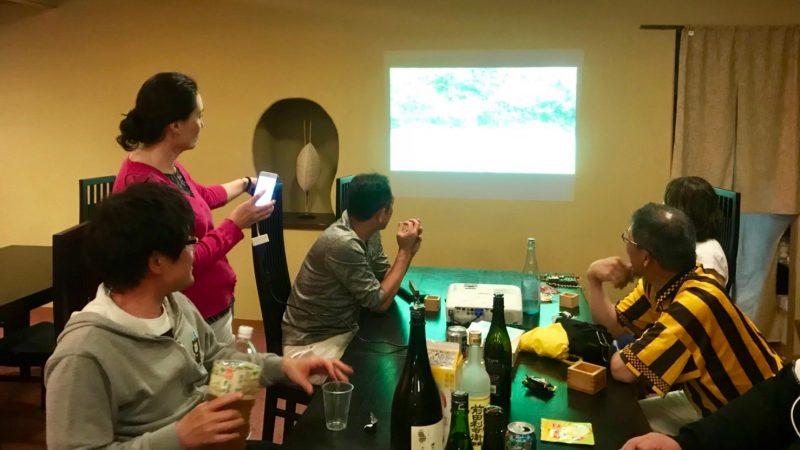 GEN-TENゴルフコースレッスンディスカバリーキャンプナイトセッションの写真