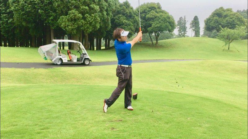 GEN-TENゴルフコースレッスンフォローの写真