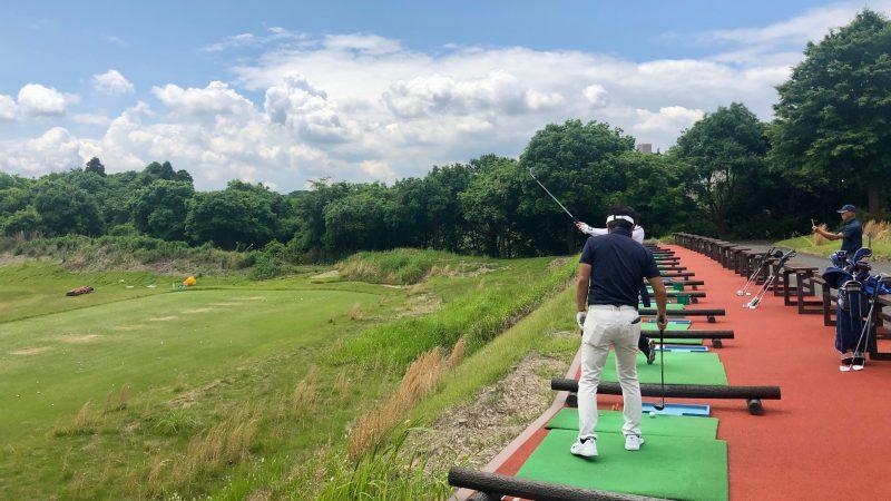 GEN-TENゴルフコースレッスンワンウェイGCドライビングレンジの写真