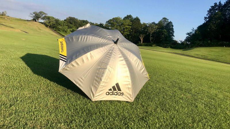 GEN-TENゴルフコースレッスン日傘の写真